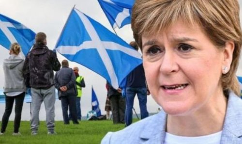 It's irresponsible! SNP MSP hits out at Sturgeon's 2023 independence vote dream