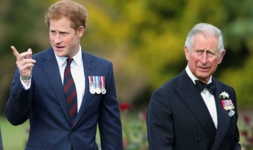 Prince Harry heartbreak after Prince Charles was 'dismissive' of him even as a baby