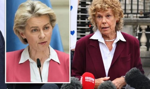 Brexit outrage: Boris urged to hit back after Baroness Hoey exposes EU punishment plans