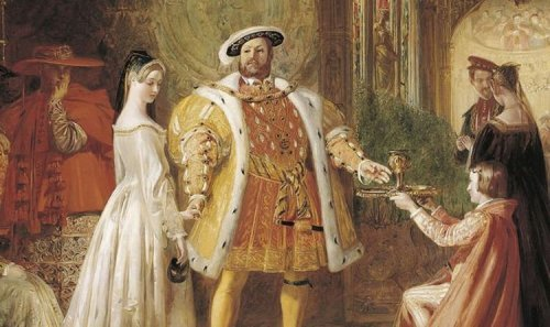 Royal treasure: Henry VIII's 'missing' £1million gold mystery unravelled in horror account
