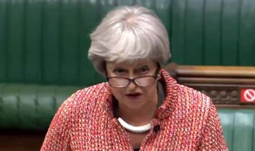 Britons staggered as they agree with Theresa May's brilliant summary of Covid in the UK