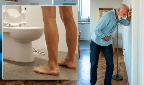 Prostate cancer symptoms: 'Commonly ignored' change in urination could be a warning sign
