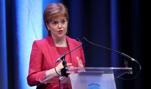 Sturgeon makes 'desperate' IndyRef2 bid claiming 'Scotland closer to Arctic than London'