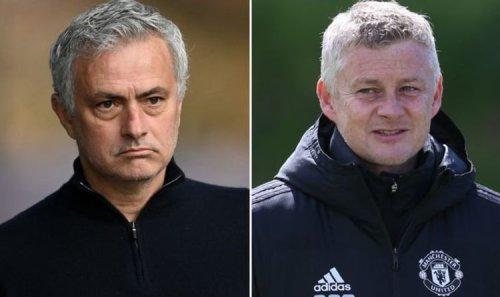 Jose Mourinho may help Man Utd boss Ole Gunnar Solskjaer solve biggest transfer problem