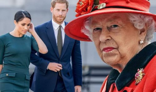 Queen 'couldn't refuse' Harry and Meghan Lilibet name due to fear of more interviews