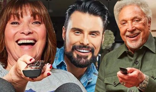 Celebrity Gogglebox cast: Who has joined Gogglebox for Stand Up to Cancer?