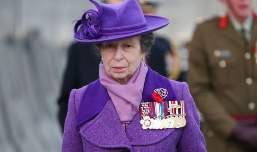 Princess Anne makes touching tribute to her father Prince Philip - 'Reflects his passion'