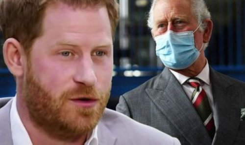 Prince Charles faced brutal royal dilemma between being Prince Harry's 'parent or boss'