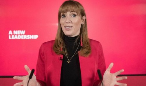 'Taking the p*ss!' Angela Rayner apologises for unparliamentary language over lobby anger