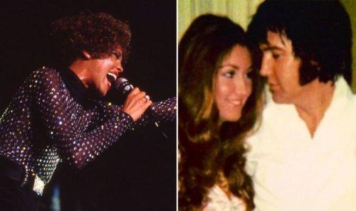 Elvis Presley: The Whitney Houston hit Linda Thompson wrote expressing her love for Elvis