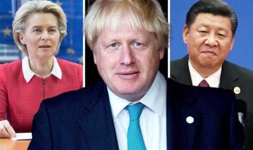 Brexit Britain's staggering trade with EU laid bare - more important to bloc than China