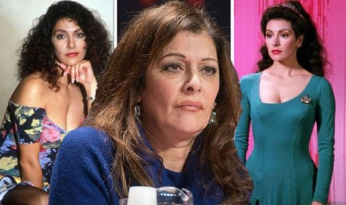 'It wasn't exciting playing her' Star Trek legend Marina Sirtis on reprising iconic role