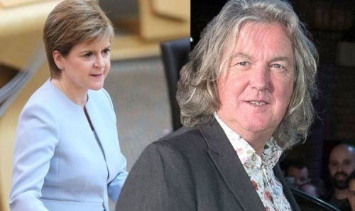 James May calls out 'bonkers' Nicola Sturgeon amid questions about Scottish independence
