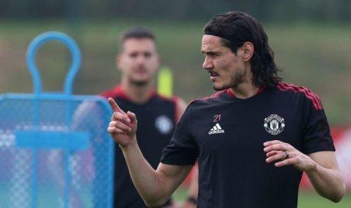 Edinson Cavani value to Man Utd laid bare as unique training ground relationship emerges