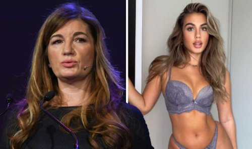 Karren Brady fumes at Instagram trolls as she tells influencer daughter 'ignore jealousy'