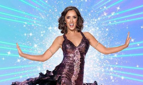Who will replace Janette Manrara on Strictly Come Dancing?