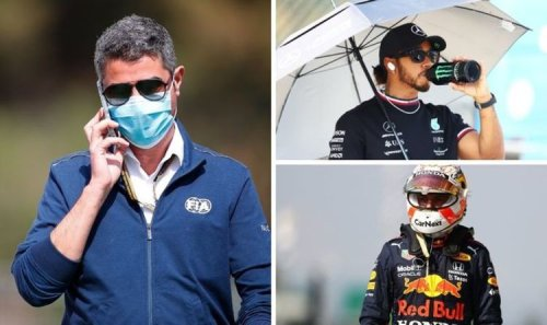 Lewis Hamilton and Max Verstappen penalties given full explanation by FIA chief