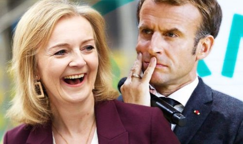 'EU can only look and weep' Britons cheer as Macron humiliated by new Truss masterstroke