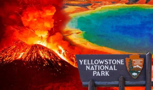 Yellowstone volcano eruption would leave 'big hole' in the US - expert describes cataclysm