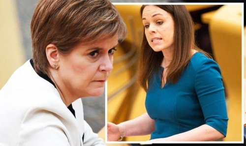 Where's the money, Nicola? Sturgeon told to come clean on £2.7BN of unallocated UK cash