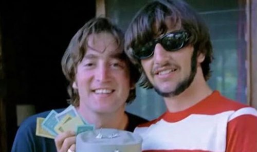 John Lennon: Ringo Starr emotional tribute to Beatles bandmate 'That's why I loved him'