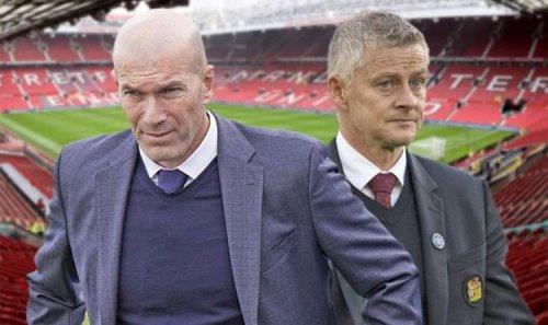 Manchester United's six winners if Zinedine Zidane replaces Ole Gunnar Solskjaer