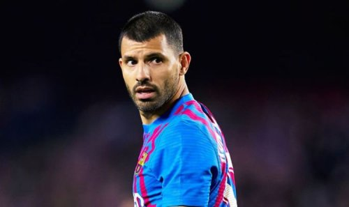 Barcelona star Sergio Aguero explains why he turned down Lionel Messi's No 10 shirt