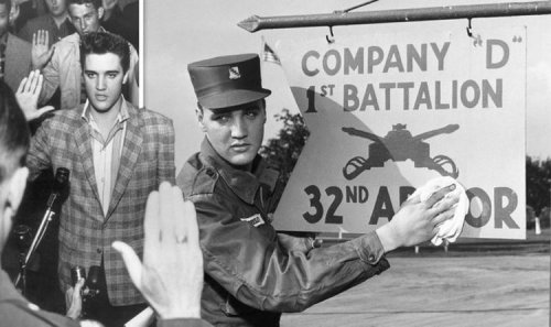 Elvis Presley military exit: Why was Elvis discharged from the Army?