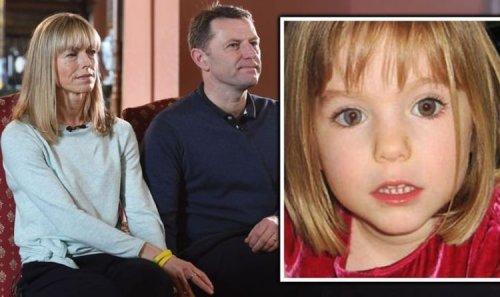 Madeleine McCann's parents 'still believe' they will see her again – tragic new message