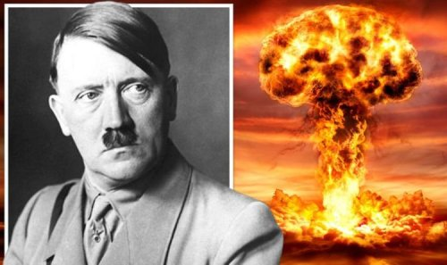 Hitler's horrifying nuclear weapon plan exposed – and Britain's 'huge role' in stopping it