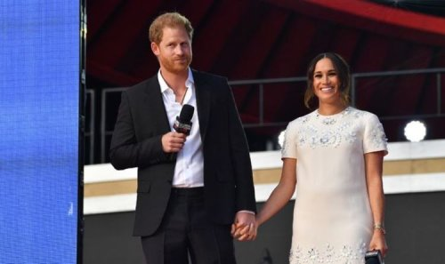 Prince Harry and Meghan may opt for UK Christmas after Queen health scare