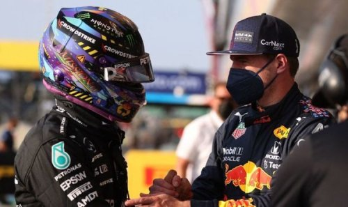 Max Verstappen edges ahead of Lewis Hamilton despite making two mistakes - Chandhok