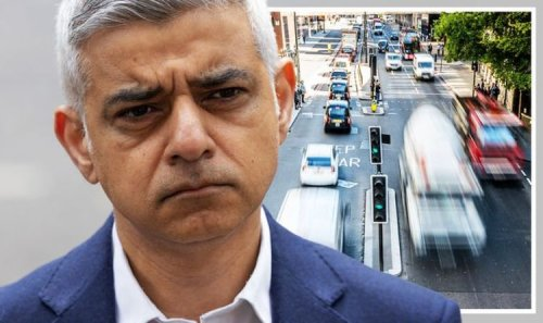 New London car tax changes to have 'massive impact' on drivers - Sadiq Khan 'at his worst'