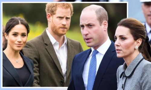 Royal Family LIVE: Kate and William share big news hours before Harry and Meghan step out