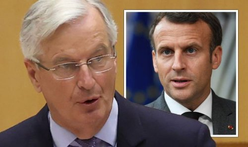 Barnier issues Frexit warning: France could quit the EU – 'We have to be very careful'