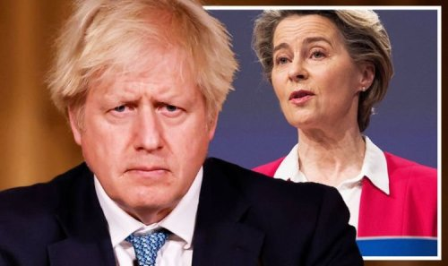 EU humiliation plot: MEPs dig in heels and threaten 'tight' Brexit trade deal changes
