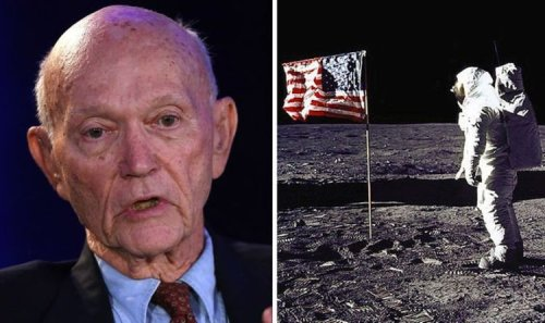 Moon landing: Apollo 11 legend Michael Collins 'doesn't want' NASA to make lunar return