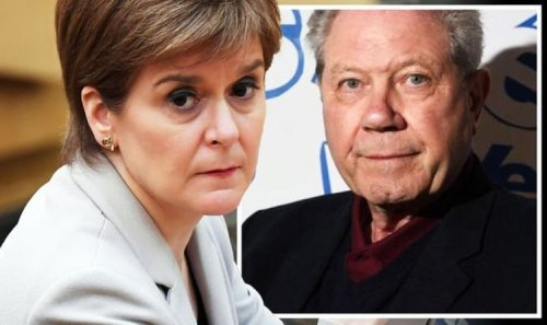 SNP veteran rages at 'incompetent' Sturgeon for overselling 'independence fairytale'
