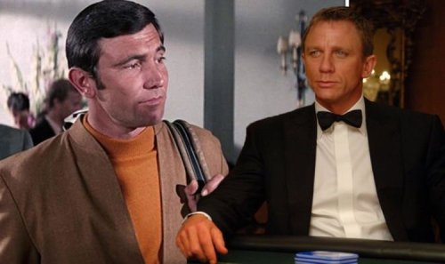 James Bond suits: The 5 most iconic Bond outfits