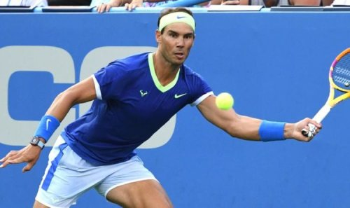 Rafael Nadal going through 'complicated' rehab from injury with clear message to rivals