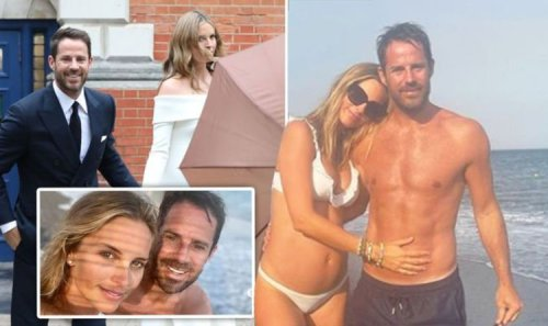 Jamie Redknapp 'determined to protect' new pregnant wife Frida - expert speaks out
