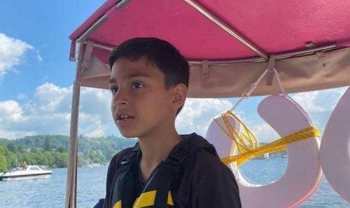Heartbreak as mum, boy, 9, and family friend all drown in lake triple tragedy