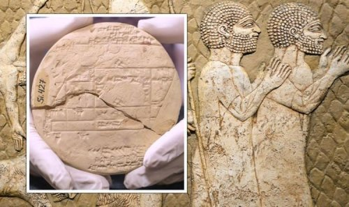 Ancient Babylonian tablet discovery rewrites Pythagoras' claim to famous theorem
