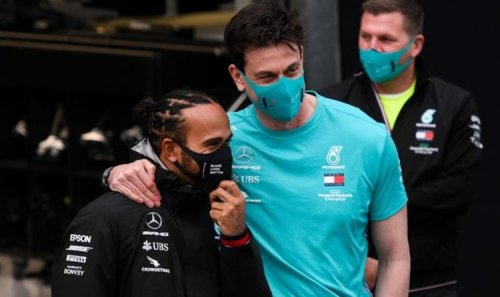 Toto Wolff email to FIA at British Grand Prix was based on Lewis Hamilton and Nico Rosberg