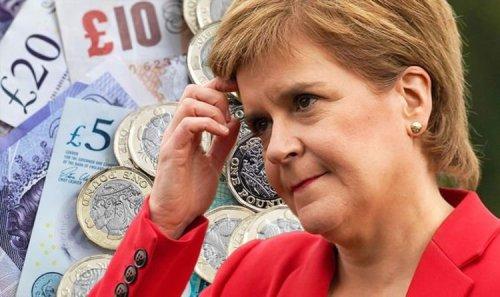 Scottish independence: Sturgeon slapped with £85billion austerity bill – new report