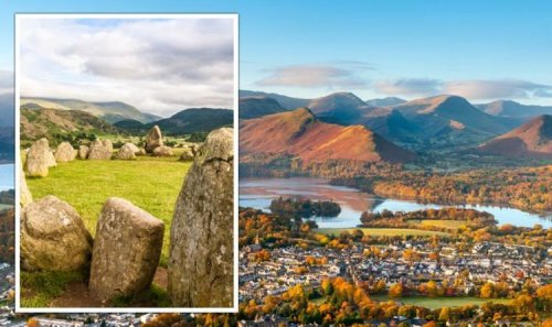 'Astonishing' stone circle above Lake District town rivals Stonehenge's mystery