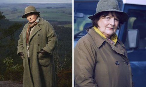 Vera star Brenda Blethyn thrilled to return to ITV series after 'dismal time'