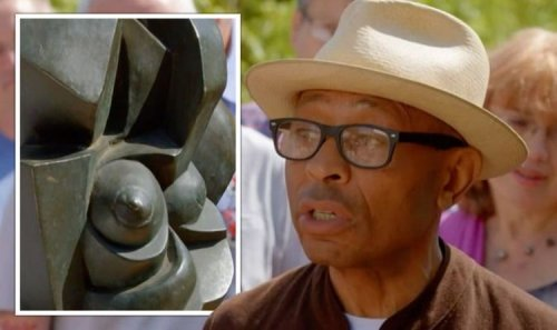 Antiques Roadshow expert shares huge value of a bronze sculpture - but there's a twist