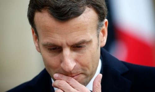 Macron sent brutal letter by police union as crime spirals -'Don't fight a war with tears'