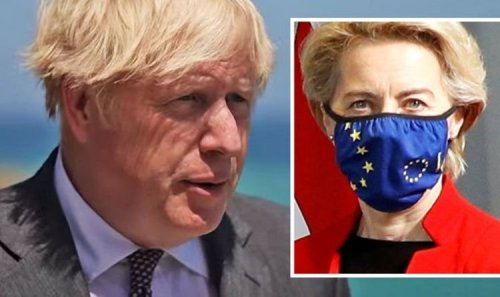 'Get it into your heads!' Boris rages at EU after Brexit talks - fresh ultimatum issued